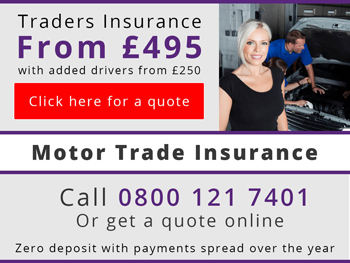 Traders Insurance Policy >> Motor Trade Insurance Frequently Asked Questions