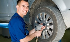 Cheapest motor trade insurance is available for tyre fitters and body repairers.